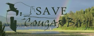 SAVED Cougar Bay!