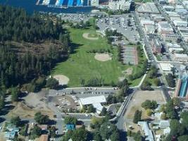 McEuen Park, the Ball Fields, and the Boat Launch