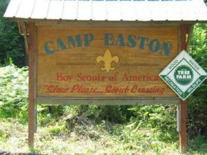 Scouts Should Say No Now To Camp Easton Deal